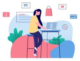 اهمیت فروشگاه اینترنتی نسبت به فروشگاه سنتی