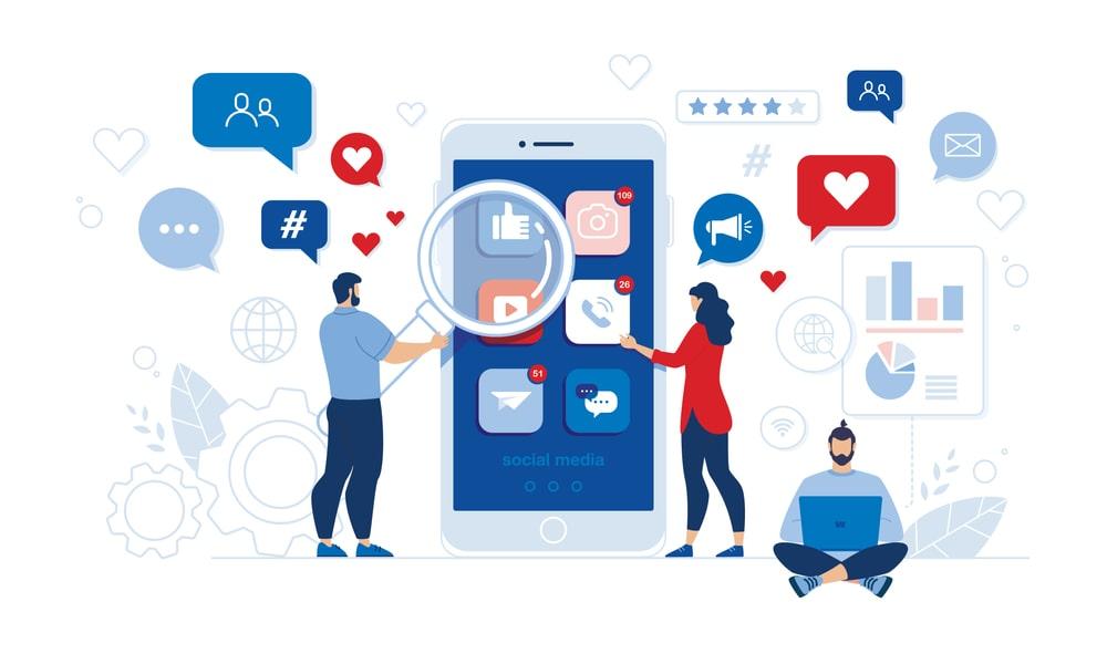 مهمترین شبکههای اجتماعی برای بازاریابی B2B کدامند؟